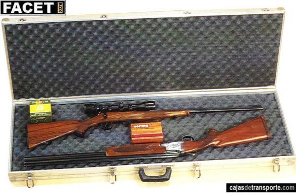 Caja para rifles
