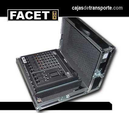 Flight case dj