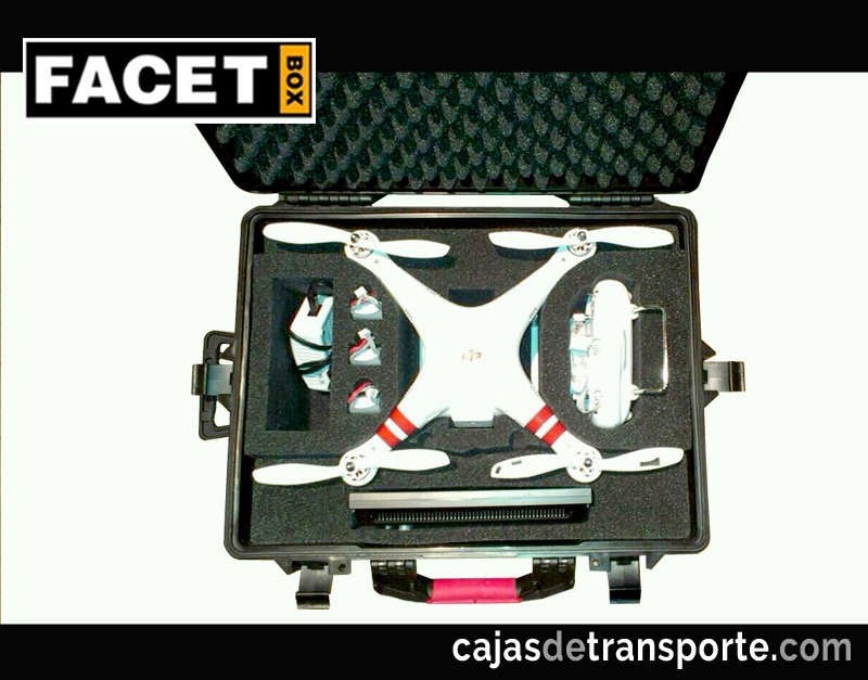 Maletas para drones