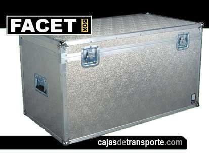 Baúl móvil de Cajas de Transporte