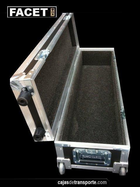 Caja para pértigas en Astroboard