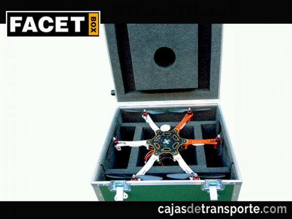 Transporte de drones