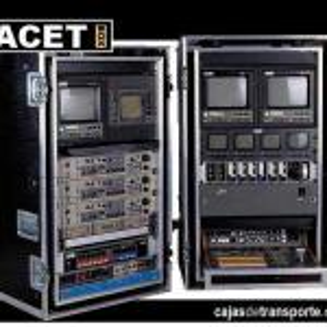 Cajas a medida para equipos de audiovisuales